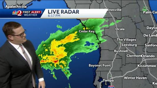 Threats for strong storms early Sunday morning