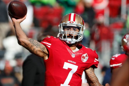 Colin Kaepernick makes the Redskins look even worse