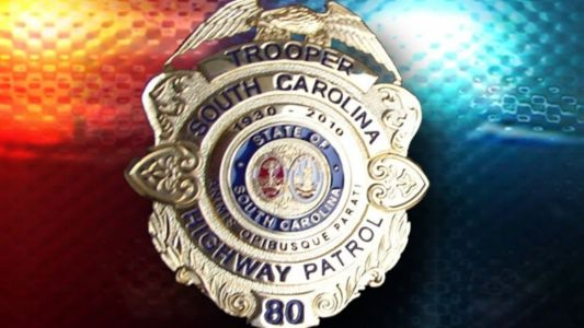 Upstate trooper hit by out-of-control car along Interstate 85, troopers say