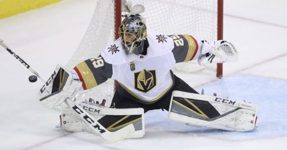 Defenders as important to Fleury, as he is to Golden Knights