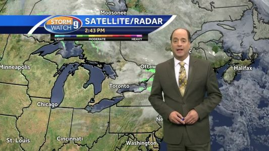 Update: Cool weather continues
