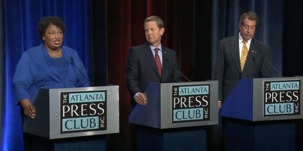 5 Takeaways From Stacey Abrams' Superb Georgia Governor Debate Against Brian Kemp