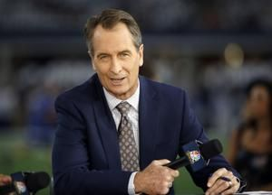 Collinsworth calling Browns, harkens back to early years