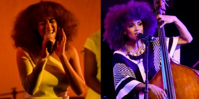 Watch Solange and Esperanza Spalding Perform at Peace Ball