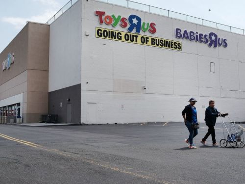 Toys R Us will close all of its stores by the end of the week