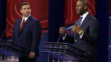 First Florida Governor's Debate Becomes The Donald Trump Debate