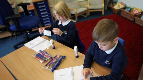 Too 'UNFASHIONABLE' to help? Poor white children fall behind in UK schools and may suffer biggest Covid-19 hit, experts warn MPs