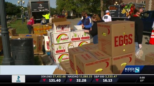 Special mobile pantry available for veterans Wednesday