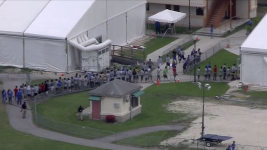 Lawmakers prohibited from entering Florida facility housing immigrant children