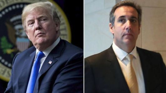 Trump says he 'never directed' ex-lawyer Michael Cohen to break law