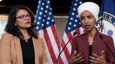 Reps. Rashida Tlaib, Ilhan Omar Encourage Colleagues To Visit Israel In Their Absence