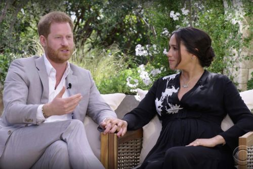Harry: Princess Diana would've been 'angry' at what he, Meghan went through