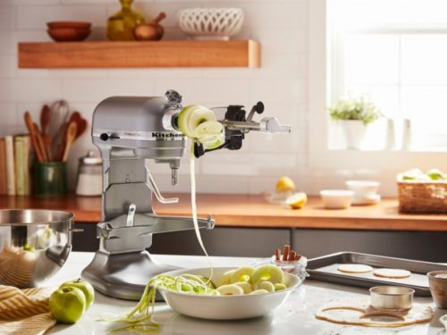 Best Buy marked down a $500 KitchenAid stand mixer to $199 for today only - and more of today's best deals from around the web