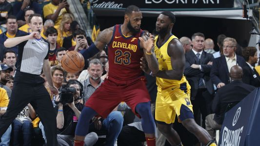 LeBron James laughs off Lance Stephenson getting better of him