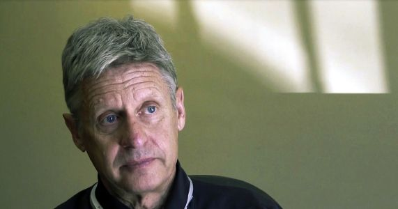 Libertarian icon Gary Johnson to speak on US Senate bid