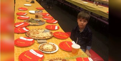 Mother Hoping For Birthday Wishes After Son's Empty Party In Arizona