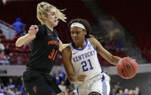 Murray, Kentucky beat Princeton 82-77 in NCAA 1st round