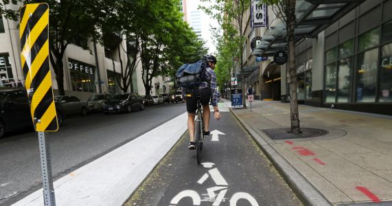 $12 million a mile: Here's how bike-lane costs shot sky high in Seattle