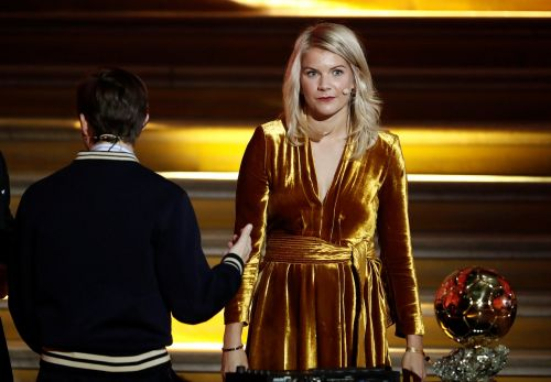Ada Hegerberg says the Ballon d'Or twerk controversy was not 'sexual harassment,' and she was just happy to win