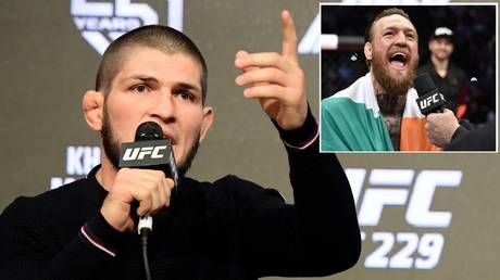 Khabib camp name terms for McGregor rematch after 'The Notorious' makes spectacular UFC comeback