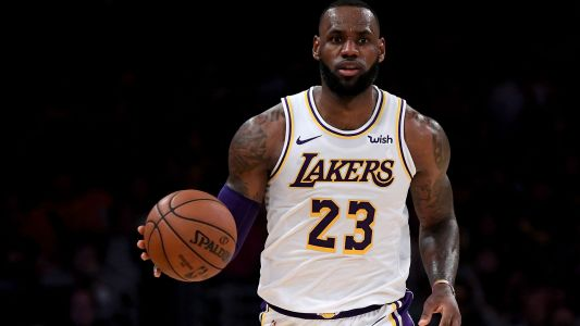 LeBron James on Lakers potentially acquiring Pelicans star Anthony Davis: 'That would be amazing'