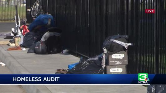 Auditor: California is doing a poor job on homelessness