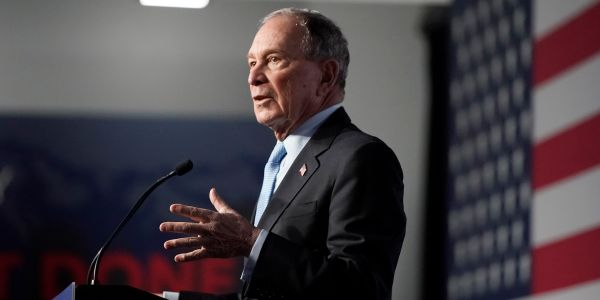 Mike Bloomberg says he will release women from 3 non-disclosure agreements to address his behavior
