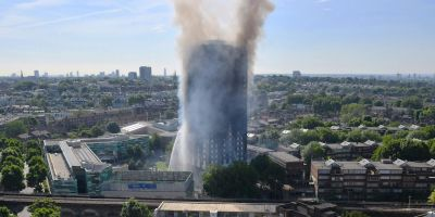 The government estimates around 600 buildings in England have similar 'combustible' cladding used in Grenfell Tower