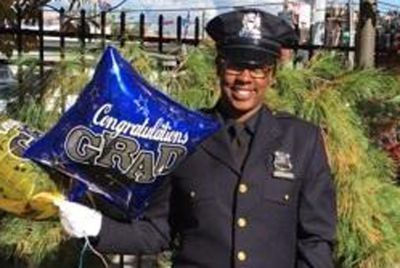 Murdered correction officer recently graduated academy