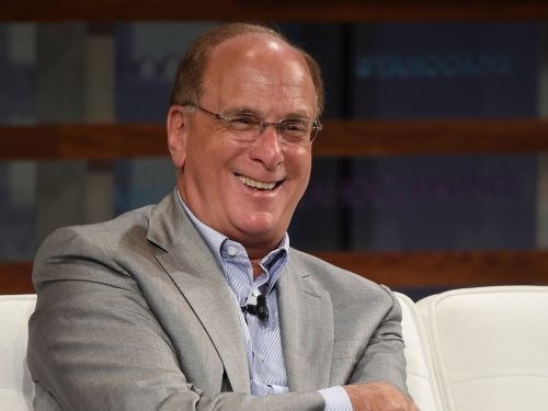BlackRock chief Larry Fink tells CEOs to fix society's problems in an increasingly divided world