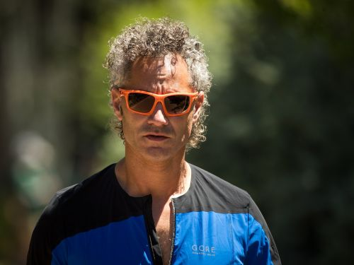 The CEO of secretive big data startup Palantir, which is looking to IPO this year, says he finds out about a stopped terror attack once a week