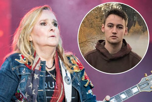 Melissa Etheridge realized she couldn't save her drug-addicted son