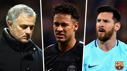 From Barcelona to Mourinho: The 10 biggest disappointments of the Champions League in 2017-18