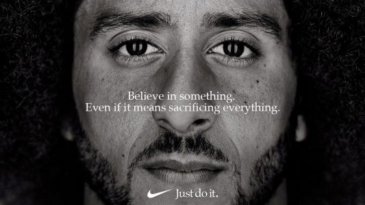Nike selling out of merchandise since Colin Kaepernick ad
