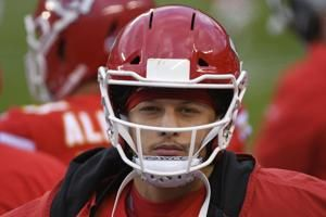 Column: Mahomes 'cleared' for big game. What could go wrong?