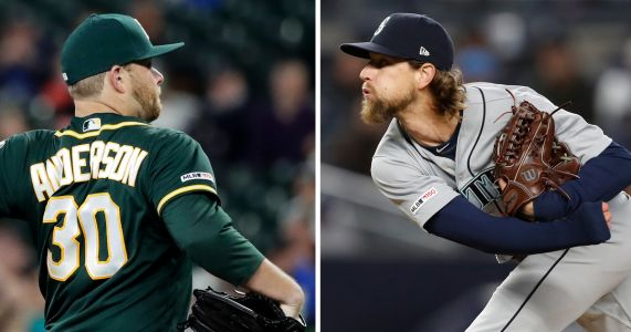 Mariners Game Day: Live updates, how to watch as Mike Leake tries to avoid sweep, winless road trip