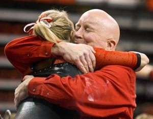 Moos: Compliance issue prompts Nebraska gym coach to retire