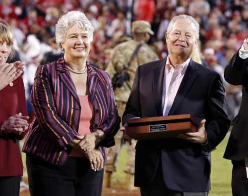 $20 million gift to support ROTC at University of Oklahoma