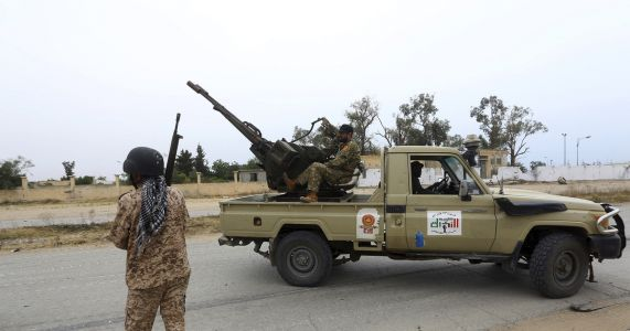 2 Libyan reporters taken by commander Hifter's forces freed