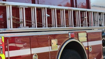 Grease fire sends woman to hospital