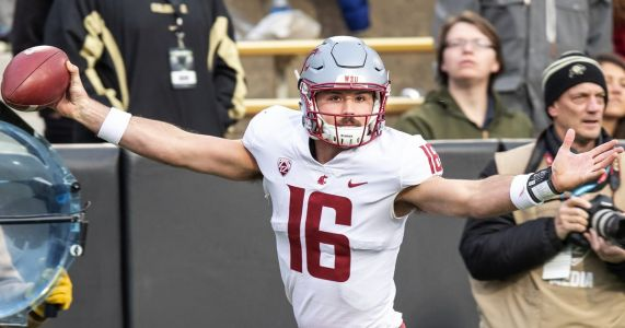 WSU Cougars leapfrog Ohio State, LSU to No. 8 in AP top 25; idle Huskies move up three spots