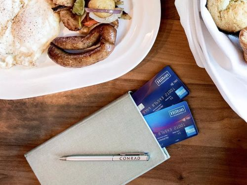 Most people think paying $450 a year for a hotel credit card is insane - here's why I signed up for the Hilton Aspire anyway