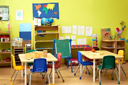 Police: Teacher forced preschool children to stand naked in closet as punishment
