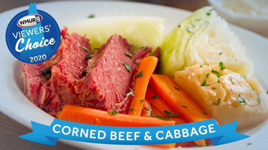 Who makes the best corned beef and cabbage in New Hampshire?