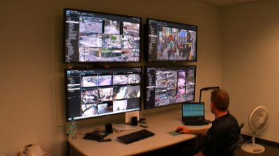 MPD Using Surveillance Cameras To Stop Criminals In The Act