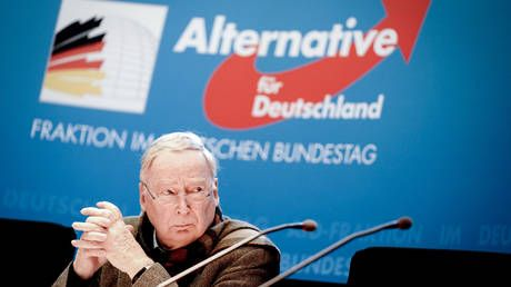 German right-wing AfD party goes to court ahead of reported designation as 'suspected' extremist group