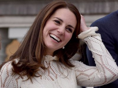According to Kate Middleton's hairstylist, you've been drying your hair wrong