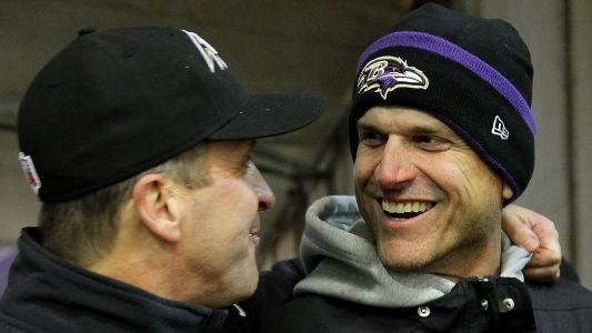 Are Jim and John Harbaugh twins? Get to know football's most famous coaching brothers