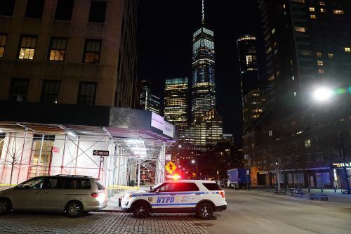 Man stabbed in the leg during TriBeCa robbery