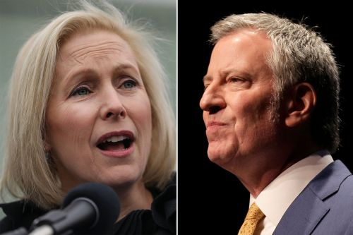 De Blasio, Gillibrand's 2020 runs are nothing but broken promises